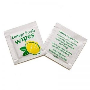 300 individuelle Preema citron Lingettes parfumées de la marque Preema image 0 produit