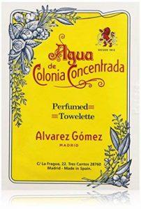 ALVAREZ GOMEZ parfumée lingettes 10 pcs de la marque Alvarez Gomez image 0 produit