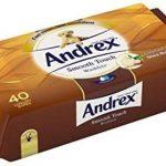 Andrex Washlets Lingettes papier toilette jetable, toucher doux, Lot de 12 de la marque Andrex image 3 produit