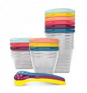 Babymoov Babybol Pots de Conservation Hermétiques de la marque Babymoov image 0 produit