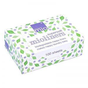 Bambino Mio, mioliners ultra-doux (voiles de protection) de la marque Bambino Mio image 0 produit