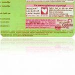 Bébé Cadum - Natural Caresse - Hygiène et Soin Bébé Lingettes - 360 lingettes (3 lots de 120) de la marque Cadum image 1 produit