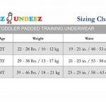 Bébés garçons, sous-vêtements pour enfants avec doublure rembourrée de la marque Ez Undeez image 4 produit