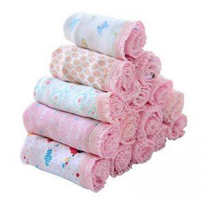 BOBORA Enfants Pack de 12 Bébé Fille Enfants Culotte Caleçon en Coton Couleur Aleatoire 1-12Ans de la marque BOBORA image 0 produit