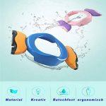 Colleer Siège pliable et transportable pour toilettes pour enfants/bébés, avec fonction antidérapante de la marque Colleer image 2 produit