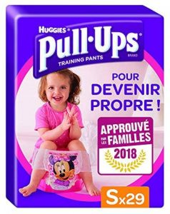 couche culotte huggies TOP 0 image 0 produit