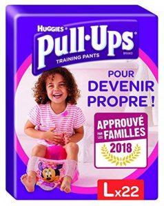 couche culotte huggies TOP 2 image 0 produit