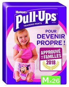 couche culotte huggies TOP 3 image 0 produit