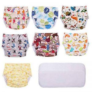 couche lavable fille TOP 14 image 0 produit