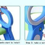 Cute Escabeau pour bébé Toilette Pot Escabeau Tabouret par Babyhugs–Bleu et Violet de la marque BabyHugs image 4 produit