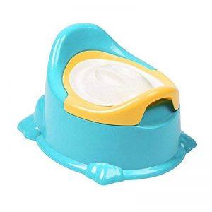 D'apprentissage de la propreté, portable Pot musical pour les tout-petits, Réducteur de toilette en plastique solide pour les tout-petits de la marque YongYI image 0 produit