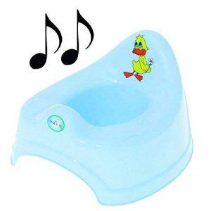 D'apprentissage de la propreté–Pot musical pour tout-petits facile à nettoyer de la marque Tega Baby image 0 produit