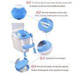 Da. Wa Siège/pot pour bébé avec échelle enfants siège de toilette wc pour enfant chaise Pot Bébé pliante de la marque Da.Wa image 1 produit