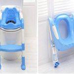 Da. Wa Siège/pot pour bébé avec échelle enfants siège de toilette wc pour enfant chaise Pot Bébé pliante de la marque Da.Wa image 4 produit