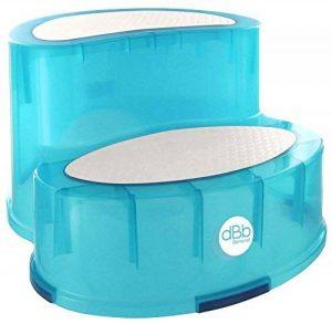 dBb Remond Marche-Pied - Antidérapant - Turquoise Translucide de la marque dBb Remond image 0 produit