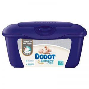 Dodot - Lingettes Dodot Sensitive Boîte 54 u. - 122573 de la marque Dodot image 0 produit