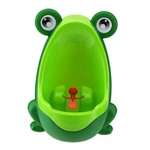 Doitsa 1X Urinoir pour Enfants Garçon Portable Colorful Frog - Pee Trainer de Salle de Bain - Forme de Grenouille Intéressante de la marque Doitsa image 0 produit