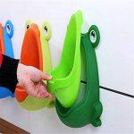 Doitsa 1X Urinoir pour Enfants Garçon Portable Colorful Frog - Pee Trainer de Salle de Bain - Forme de Grenouille Intéressante de la marque Doitsa image 3 produit