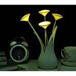 eastlion créatifs Vase Light Control Veilleuse LED à capteur pour chambre, salon, buanderie, escaliers couloir jaune de la marque Eastlion image 1 produit