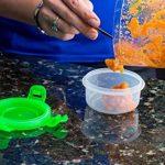 Elacra Petit Pot Conservation bÈbÈ - Lot de 10, 100 ml de la marque image 3 produit