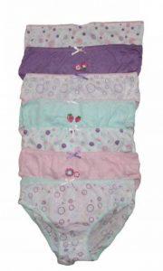 Enfants Pack De 7 Girls Culotte de la marque RJM image 0 produit