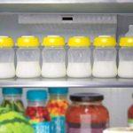 Ensemble de bouteilles de lait maternel 6pièce avec anti-fuite Couvercle par Max Force Pro, 170,1gram 180ml réutilisable bouteilles à goulot large le meilleur pour lait maternel Collection et solution de stockage, sans BPA, au congélateur et au lave-vai image 2 produit