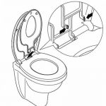 familles pour enfant WC Soft Close Abattant WC de la marque Generic image 3 produit