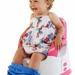 Fisher Price - Custom Comfort Potty Girl de la marque Fisher-Price image 1 produit