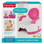 Fisher Price - Custom Comfort Potty Girl de la marque Fisher-Price image 4 produit