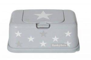 Funkybox Gris Etoile - Argent de la marque Funkybox image 0 produit