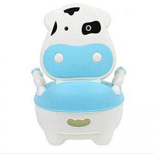 Glenmore Fauteuil Pot Bebe Toilette Garcon Vache Animaux Konfort avec Couvercle de la marque Glenmore image 0 produit