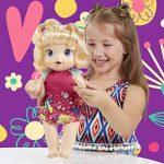 Hasbro Baby Alive–Sophie m'fuient la Anti-énurésie, Blonde de la marque Hasbro image 2 produit
