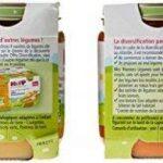 HiPP Biolologique Mes Premiers Légumes 8 saveurs dès 4/6 mois - 16 pots de 125g de la marque Hipp-Biologique image 1 produit