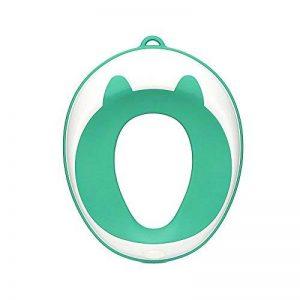 Homeself Pot Siège pour garçons et filles | tout-petits Pot Bague pour toilettes ronds et ovales | Surface antidérapante (Rose) de la marque Homeself image 0 produit
