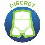 Huggies Drynites 4-7 ans Fille (17-30kg) - Sous-vêtements de Nuit Absorbants pour Enfants qui font Pipi au Lit - x32 Culottes (Lot de 2 Paquets de 16) de la marque Huggies image 3 produit
