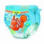 Huggies Little Swimmers Taille 3-4 (7-15 kg), Couche-Culotte de Bain pour Bébé x20 Culottes de la marque Huggies image 2 produit