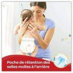 Huggies Newborn (Nouveaux-nés) - Couches Bébé Unisexe - Taille 1 (2-5 kg) x84 Couches de la marque Huggies image 4 produit