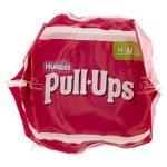 Huggies Pull-Ups Fille Taille 5/Medium (11-18 kg), Couche-culotte d'Apprentissage de la Propreté Disney Princesses x28 Culottes (Lot de 2 Paquets de 14 Culottes) de la marque Huggies image 4 produit