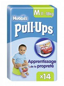 Huggies Pull-Ups Garçon Taille 5/Medium (11-18 kg), Couche-culotte d'Apprentissage de la Propreté Disney Cars x28 Culottes (Lot de 2 Paquets de 14 Culottes) de la marque Huggies image 0 produit