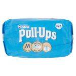 Huggies Pull-Ups Garçon Taille 5/Medium (11-18 kg), Couche-Culotte d'Apprentissage de la Propreté Disney Cars x52 (lot de 2 paquets de 26 culottes) de la marque Huggies image 4 produit