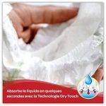 Huggies - Ultra Comfort - Couches Bébé Unisexe - Taille 4 (7-18 kg) x150 Couches - Pack 1 Mois de la marque Huggies image 3 produit