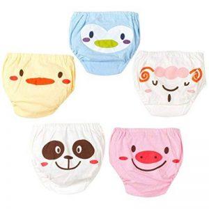 JEELINBORE Bébé garçons/filles Animé Mignon Bloomers Confortable Culottes Slips Sous-vêtements, Multipack | pour 1-4 Ans de la marque JEELINBORE image 0 produit
