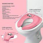 Jerrybox Réducteur De Toilette, Pour Enfant et Bébé, Pliable, Porte A Voyage, Sac De Rangement Bonus de la marque Jerrybox image 2 produit