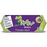 Kandoo Lot de 12paquets de lingettes parfum melon 660lingettes au de la marque KANDOO image 1 produit