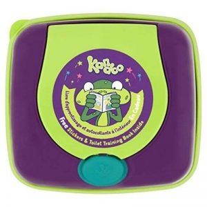 Kandoo Melon Dispener et lingettes de la marque KANDOO image 0 produit