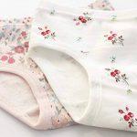 Kidear Culottes Douces en Coton de la Série pour Enfants de Culottes Assorties des Petites Filles(Paquet de 6) de la marque Kidear image 3 produit
