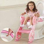 Kidsidol Siège de Toilette Pour Bébés Enfants avec Marches de la marque Kidsidol image 3 produit