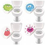 Kit d'apprentissage Magic Potty avec Super + 4 toilettes stickers lieblingstiere + Coccinelle de la marque By Diana image 3 produit