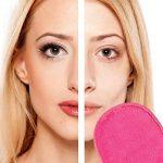 La Beauté – Gant démaquillante hypoallergénique – Gant en microfibre - Nettoyage et soin du visage à l'eau – 20 x 13 cm, rose de la marque LaBeauté image 4 produit