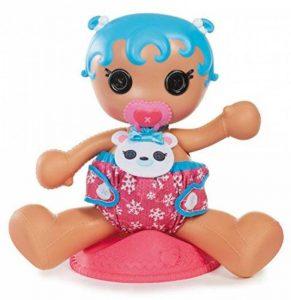Lalaloopsy Babies – Glitter Potty Surprise – Mintens Fluff n' Stuff – Poupon à Fonction 35 cm de la marque Lalaloopsy image 0 produit